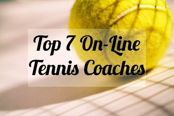 Top On-Line Tennis Coaches