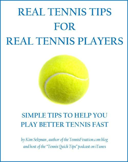 Real Tennis Tips for Real Tennis Players - Cover - Small