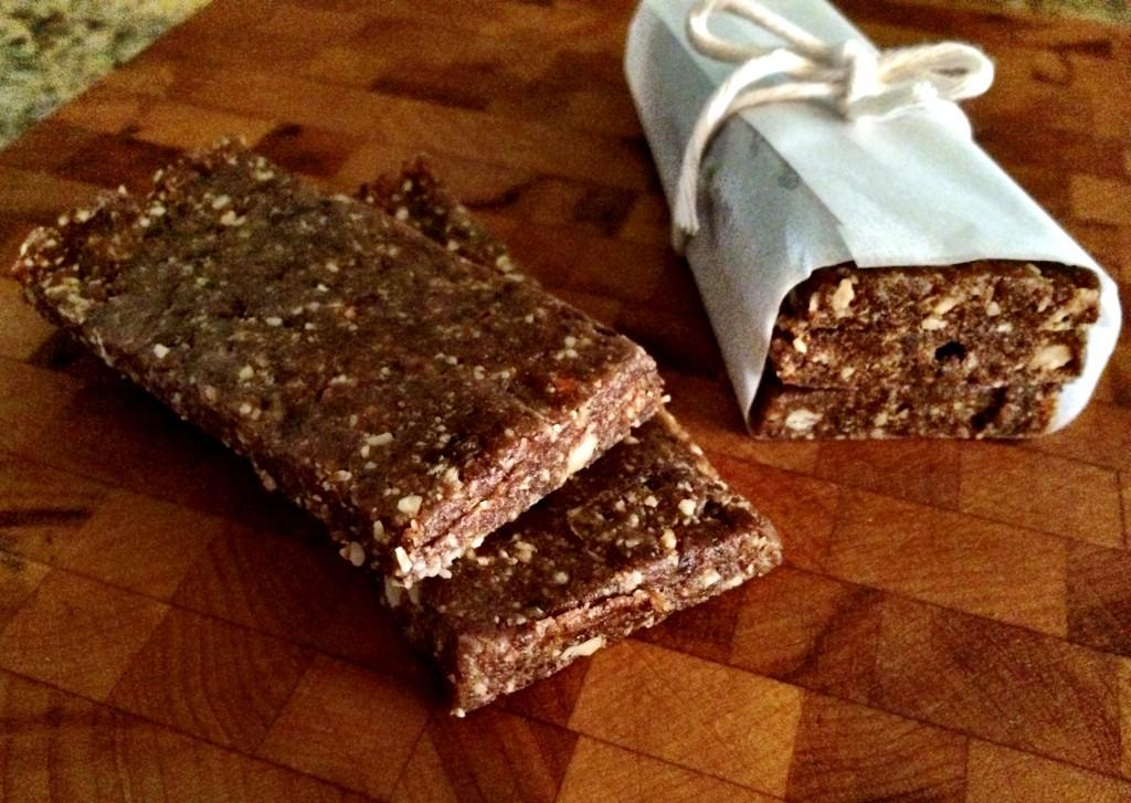 Healthy Tennis Energy Bar Recipe - Pretty Photo