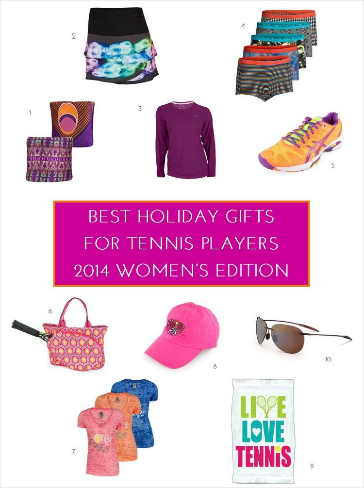 Xmas Gifts For The Woman Who Has Everything Best Gifts for Tennis Players