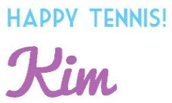 Happy Tennis Signature - Kim
