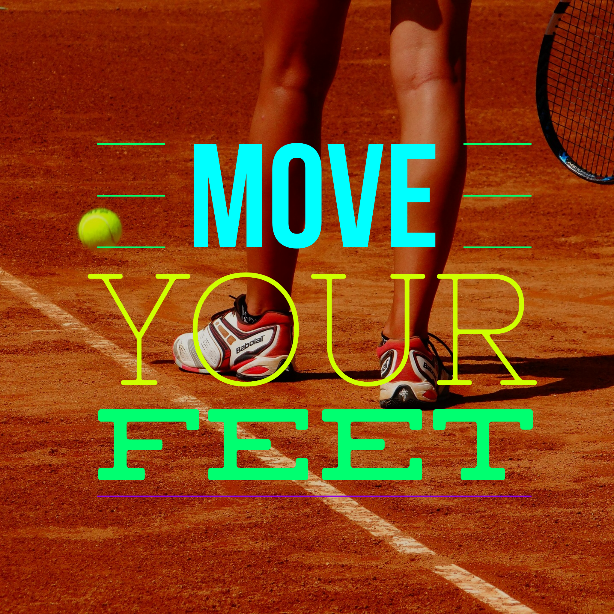 how to get better at tennis quickly