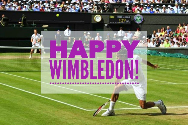 Happy Wimbledon from Tennis Fixation
