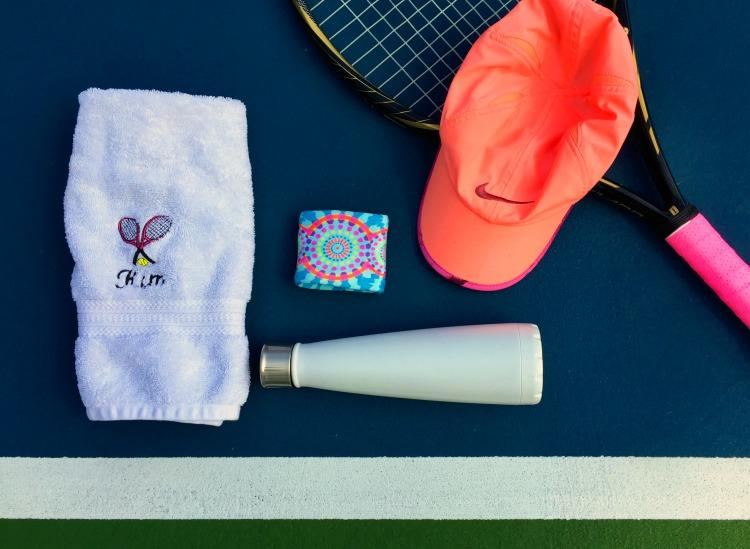 Tennis Gear to Protect Against Sweat