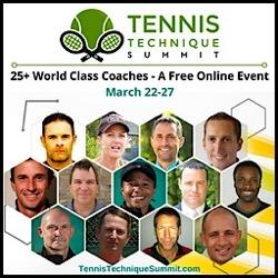 Free Tennis Instruction - Tennis Technique Summit
